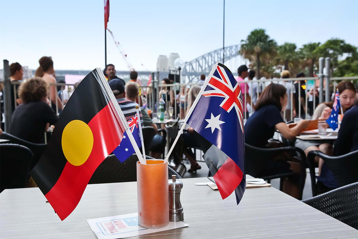 Searock Grill event, Australia Day